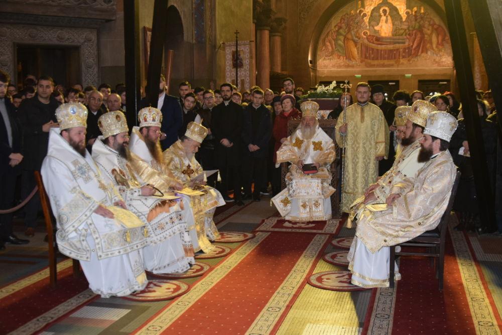 30 de ani de slujire Arhiereasca a Inaltpreasfintitului Arhiepiscop si Mitropolit Andrei