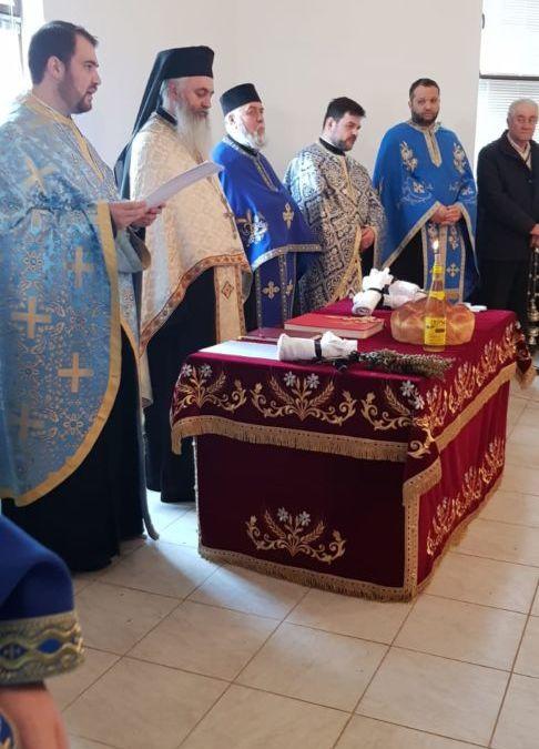 Inmormantarea credinciosului Aurel Pustan, Borsa, Cluj