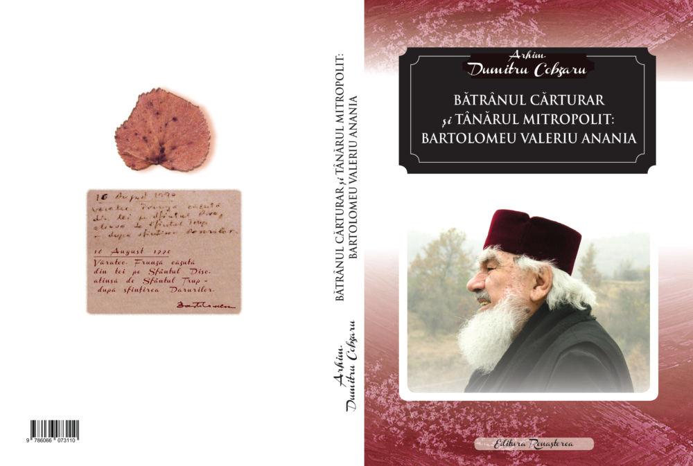 Bătrânul cărturar și tânărul Mitropolit: Bartolomeu Valeriu Anania