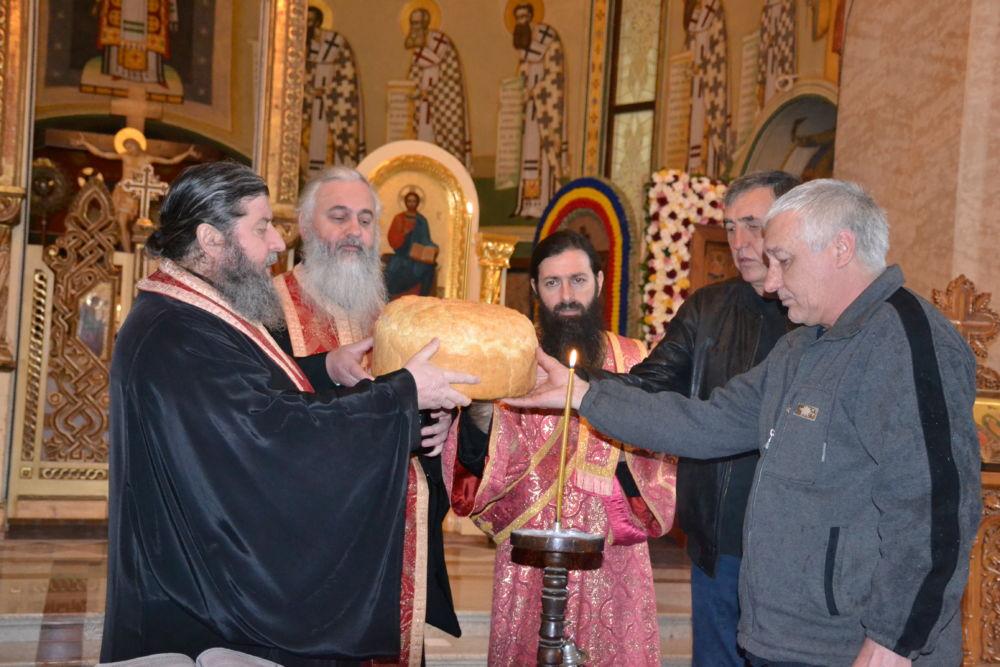 Trisaghion Unchiului Vasile Lazar, Manastirea Nicula