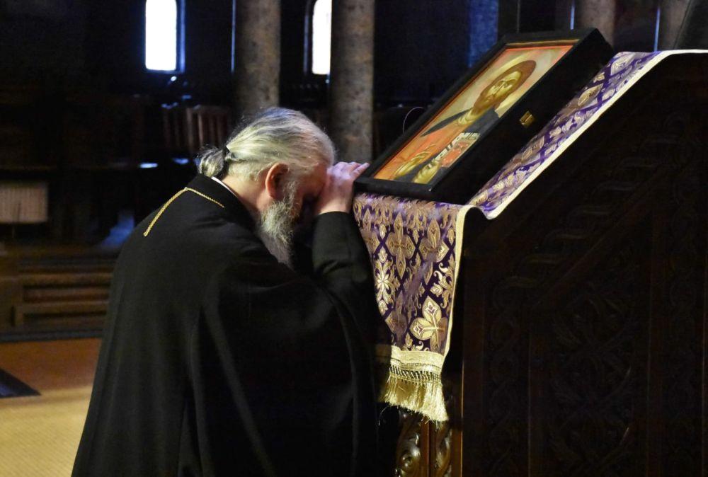 Sfanta si Marea Miercuri, Denie, Catedrala Mitropolitana, Cluj-Napoca