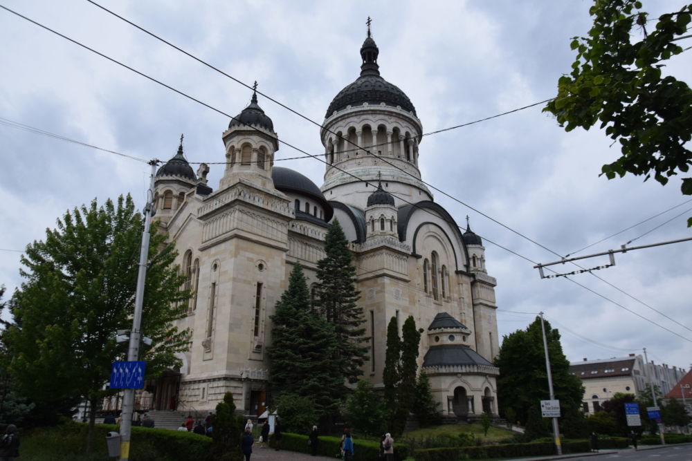 Duminica a 7-a dupa Pasti, Catedrala Mitropolitana Cluj Napoca