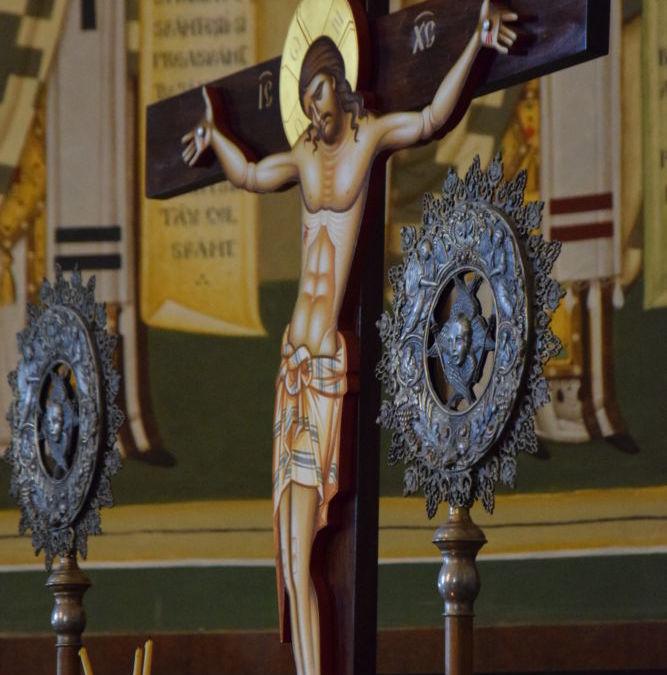 Duminica Mironositelor, Manastirea Nicula