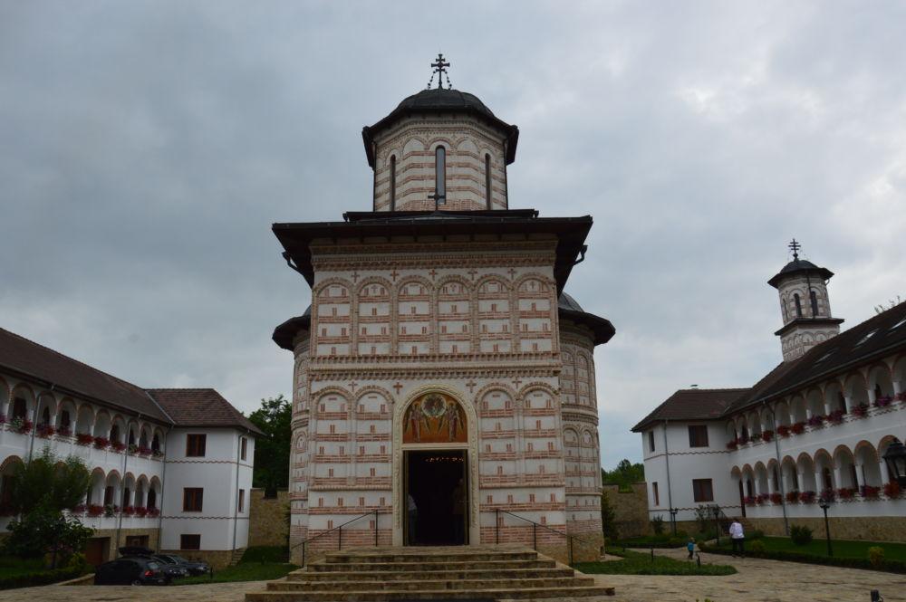 "Sfantul si Slavitul Proroc Ilie Tesviteanul, Manastirea ""Mihai Voda"" Turda, Cluj"
