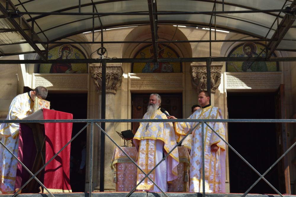 Duminica a 8-a dupa Rusalii, Catedrala Mitropolitana Cluj-Napoca