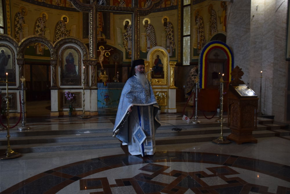 """""""Nasterea ta, de Dumnezeu Nascatoare Fecioara, bucurie a adus la toata lumea…"""" Nasterea Maicii Domnului, Manastirea Nicula"""