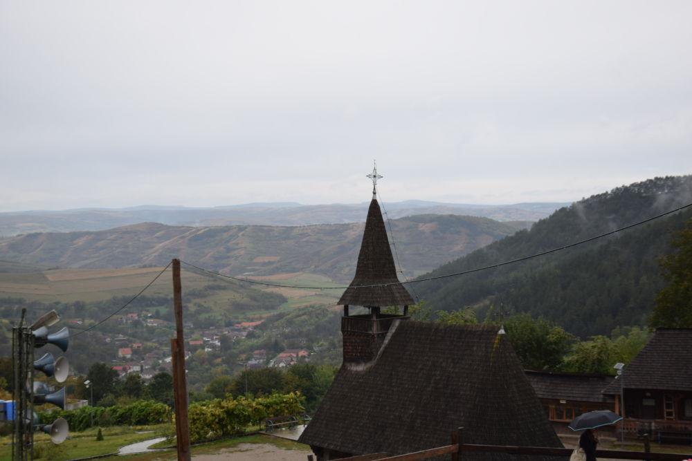 Acoperamantul Maicii Domnului, Manastirea Nicula, Cluj