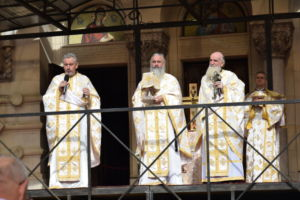 Duminica a 19-a dupa Rusalii, Catedrala Mitropolitana, Cluj-Napoca