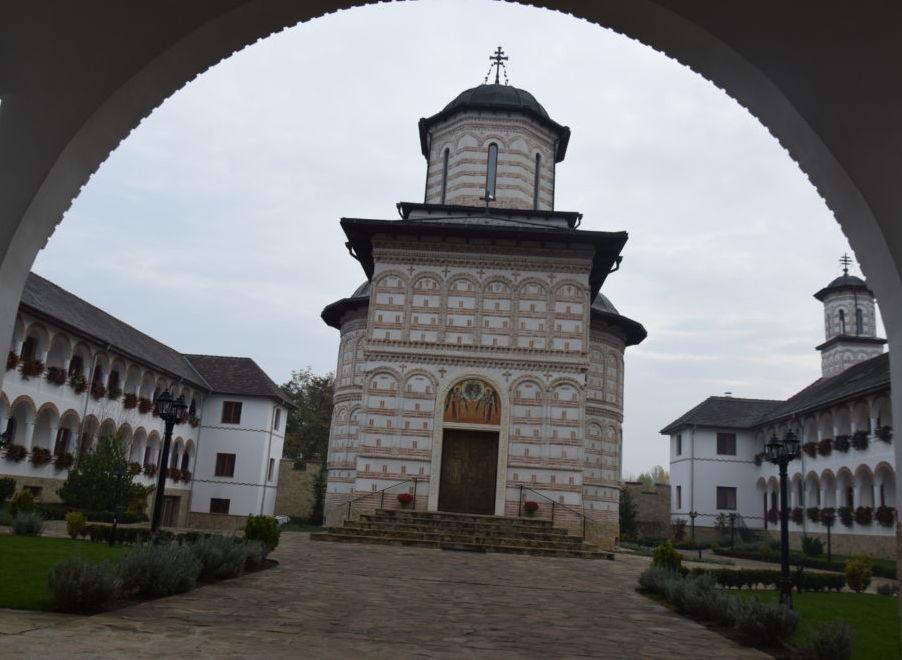 """Sinaxa monahala eparhiala, Manastirea """"Mihai Voda"""" Turda, Cluj"""