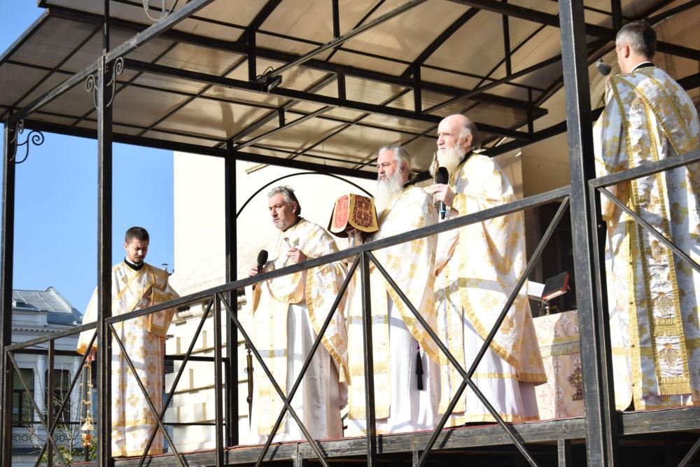 Dumnezeiasca Liturghie, Inceputul Postului Nasterii Domnului, Catedrala Mitropolitana, Cluj Napoca
