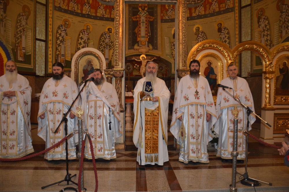 Soborul Maicii Domnului, Craciunul, Manastirea Nicula, Cluj