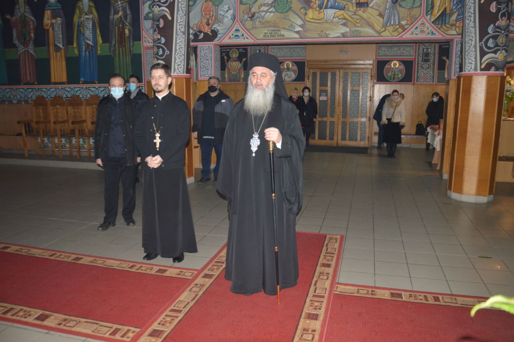 "Duminica dupa Botezul Domnului, Parohia "" Sfintii Imparati Constantin si Elena"" Cluj"