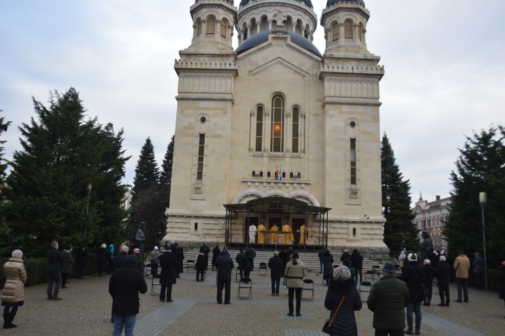 Duminica dupa Nasterea Domnului, Catedrala mitropolitana Cluj-Napoca