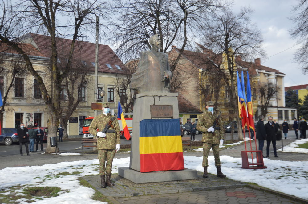 Ziua Unirii Principatelor Române, Bistrita