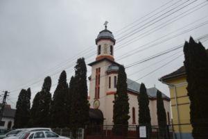 Soborul Sfantului Ioan Botezatorul, Parohia Agristeu, Mures