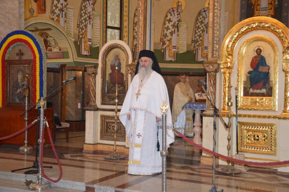 Dumnezeiasca  Liturghie si Parastas Credinciosului Gheorghe Benea, Manastirea Nicula, Cluj