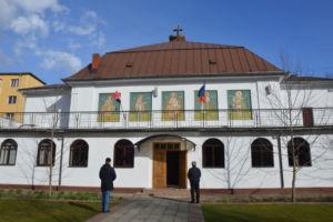 Vecernie, Biserica militara, Dej, Cluj