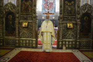Duminica a 4-a din Postul Pastilor, Catedrala Mitropolitana, Cluj-Napoca