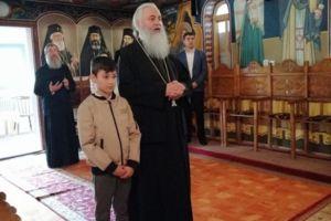 "Manastirea ""Sfanta Treime"" Bichigiu, Muzeul Memorial ""George Cosbuc"", Bistrita-Nasaud"