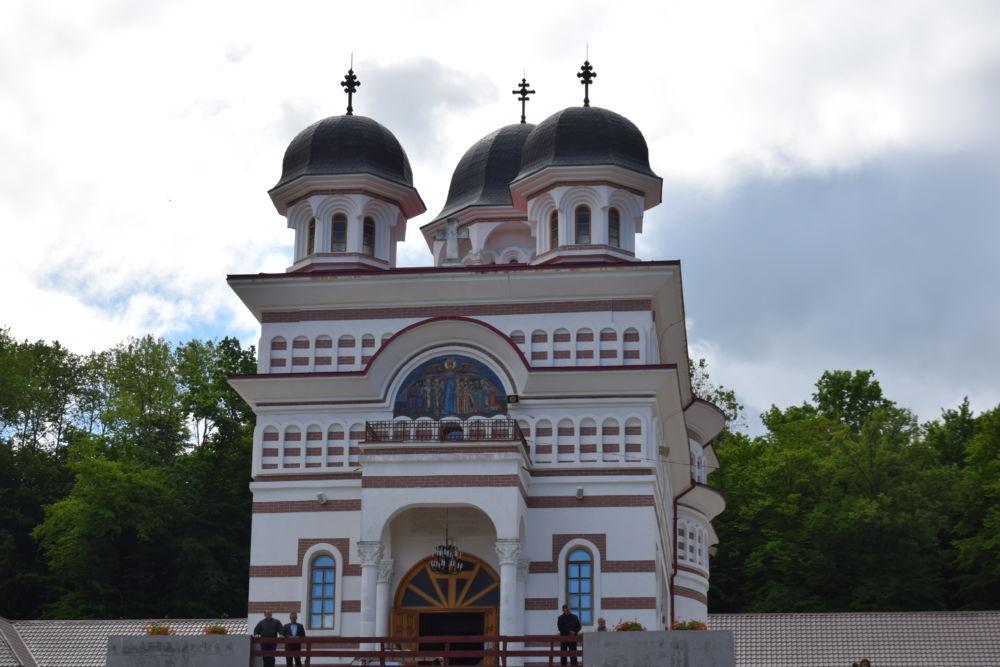 Duminica a 5-a dupa Pasti, Manastirea Floresti, Cluj