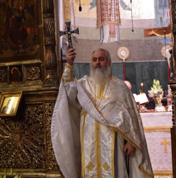 Sfintele Pasti, Catedrala Mitropolitana, Cluj Napoca