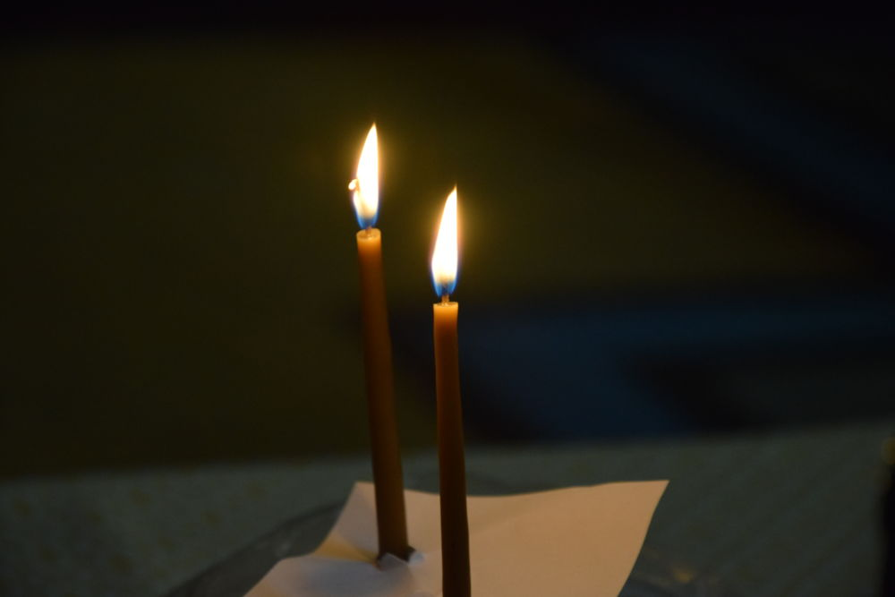 Parastasul de sase luni a credincioaselor Ana si Anuta, Catedrala Mitropolitana, Cluj Napoca