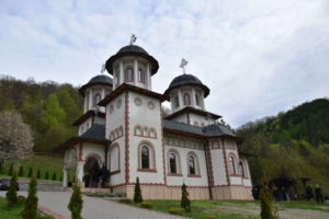 Izvorul Tamaduirii, Manastirea Baisoara, Cluj
