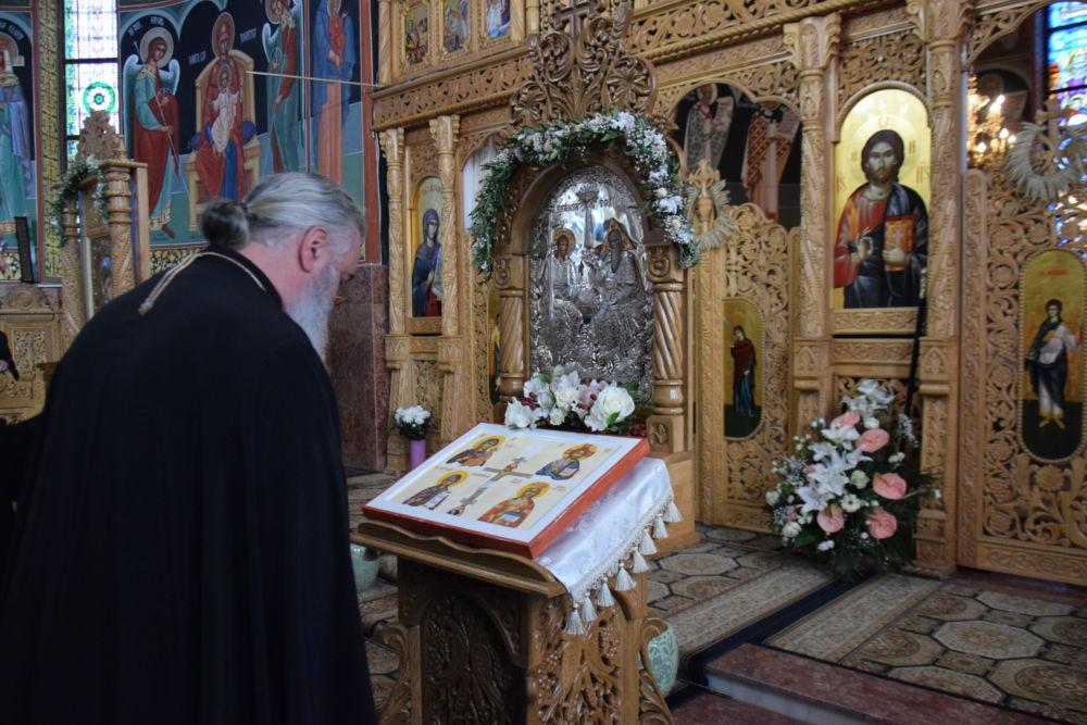 Duminica Sfantului Apostol Toma, Manastirea Feleacu, Cluj