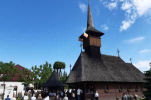 Inaltarea Domnului (Ziua Eroilor), Hramul Bisericii Militare, Garnizoana Bistrita, Bistrita-Nasaud