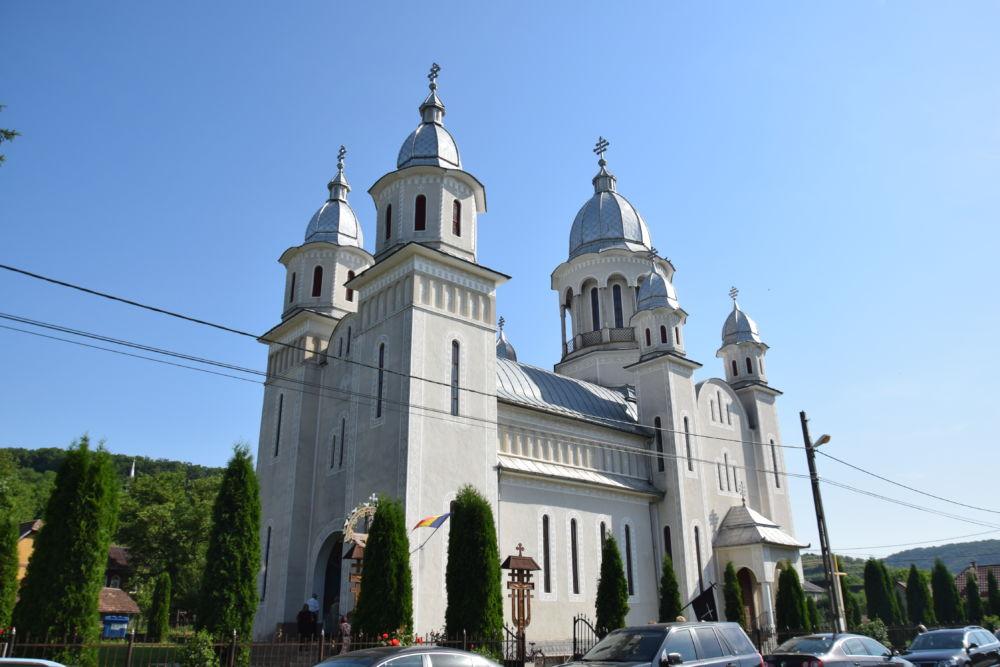 Nasterea Sfantului Proroc Ioan Botezatorul, Hramul Parohiei Somcutu Mic, Cluj