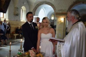 Cununia Tinerilor Antonia si Vlad Todea, Manastirea Nicula, Cluj