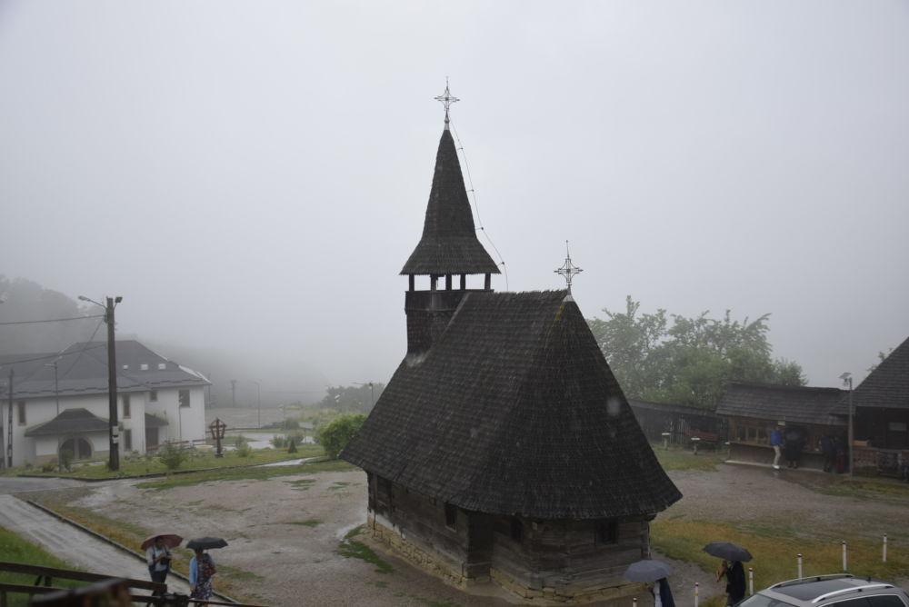 Sfantul si Slavitul Proroc, Ilie Tezviteanul, Manastirea Nicula, Cluj