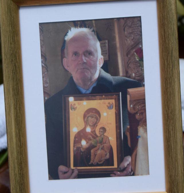 Inmormantarea Credinciosului Ioan Balc, Capusu Mic, Cluj