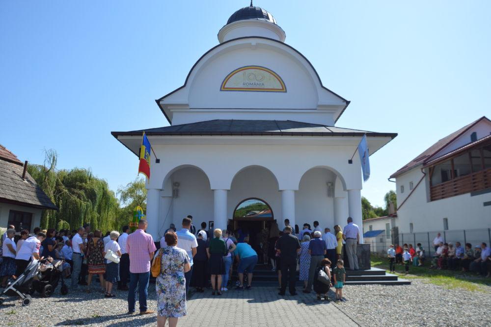 """Duminica a 6-a dupa Rusalii, Parohia """"Sfantul Nectarie"""", Dej, Cluj"""