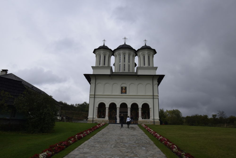 Duminica dupa Inaltarea Sfintei Cruci, Manastirea Salva, Bistrita-Nasaud
