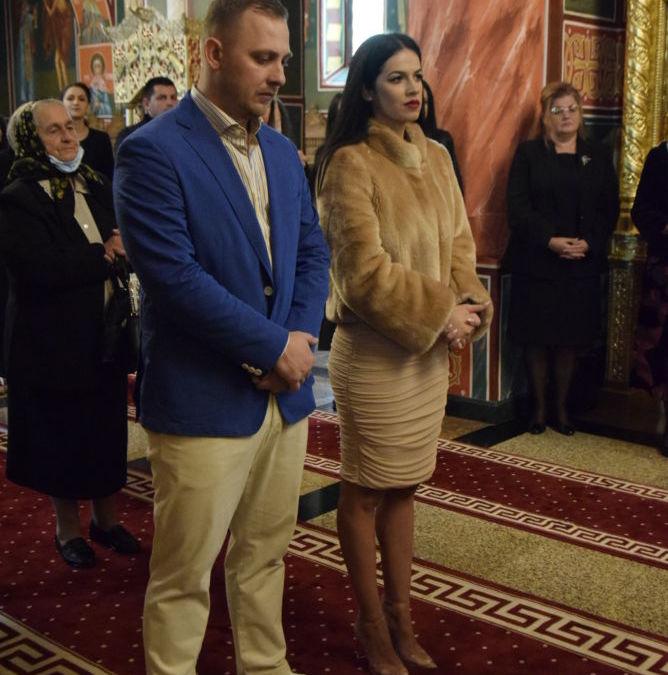Tedeum Alexandru si Monica, Manastirea Salva, Bistrita-Nasaud