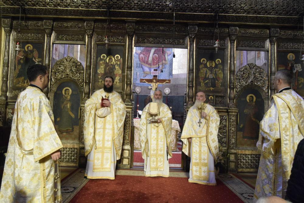 Duminica 21-a dupa Rusalii, Catedrala Mitropolitana Cluj Napoca