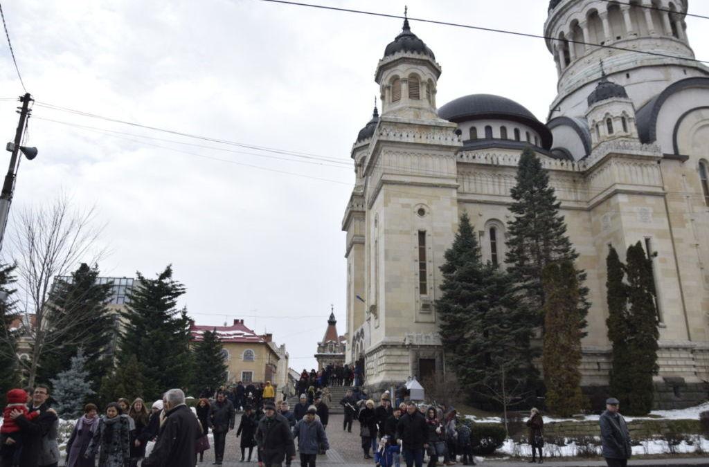 Nasterea Domnului, Craciunul, Catedrala Mitropolitana, Cluj-Napoca