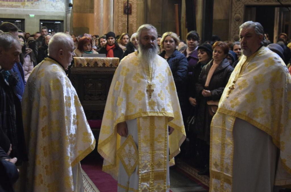 Duminica Fiului Risipitor, Catedrala Mitropolitana, Cluj-Napoca