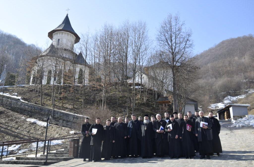Intalnirea cu Preotii Duhovnici, Manastirea Rebra-Parva, Bistrita-Nasuad