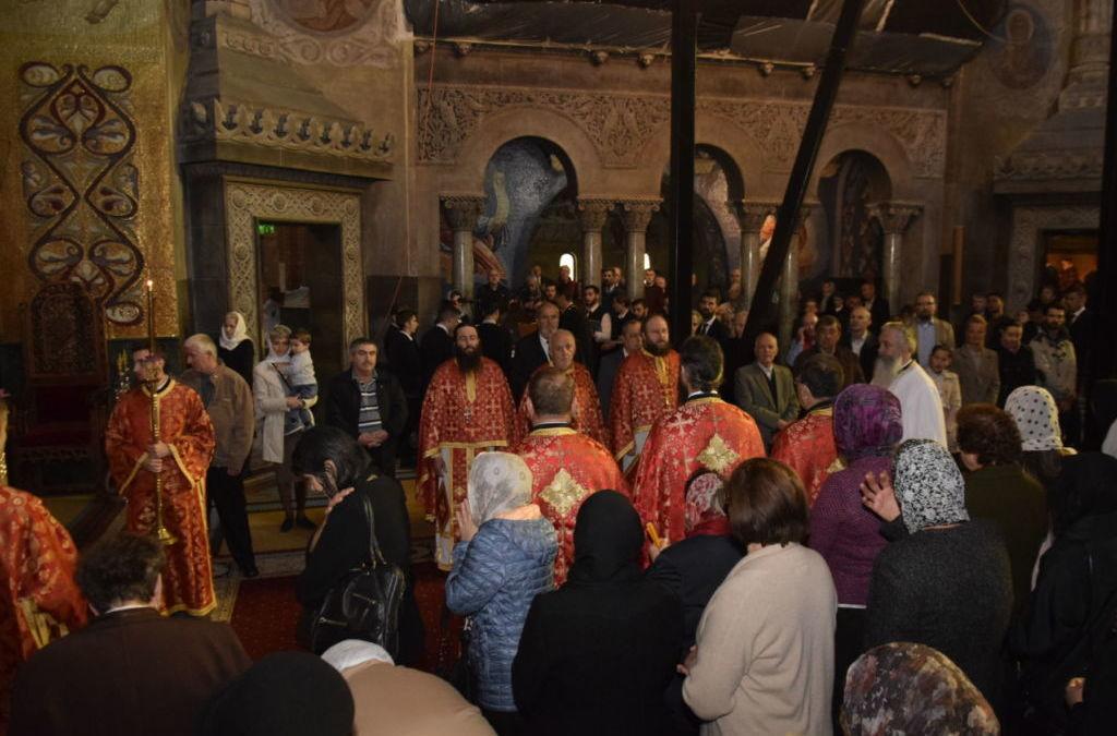 Sfantul Mare Mucenic Dimitrie Izvoratorul de Mir, Catedrala Mitropolitana, Cluj Napoca