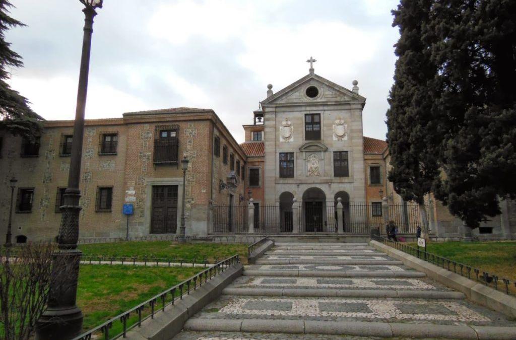 Madrid: Manastirea Intruparii Domnului si Resedinta Episcopiei Ortodoxe Romane