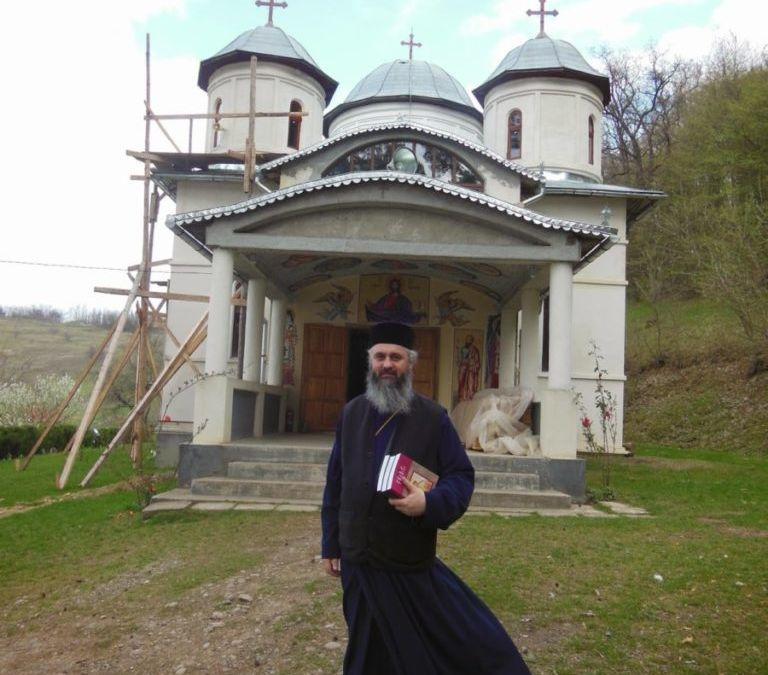 """Manastirea """"Adormirea Maicii Domnului"""" Sanmartinul de Campie, jud. Mures"""