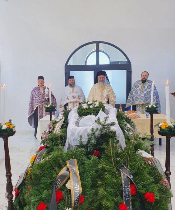 Inmormantarea credincioasei Felicia Chira, Jucu de Mijloc, Cluj