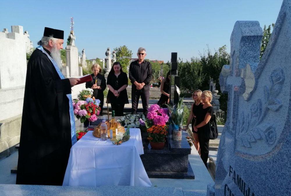 Parastasul credincioasei Silvia Florian, Dej, Cluj